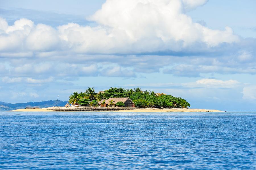 Beachcomber - Fijis öar