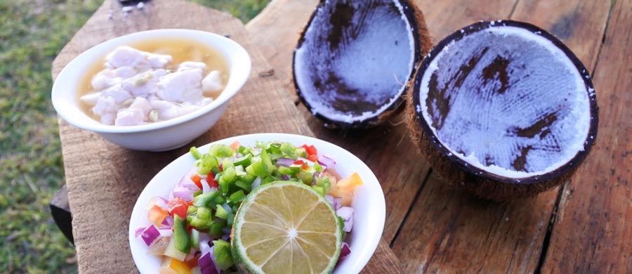 Mat & dryck på Fiji