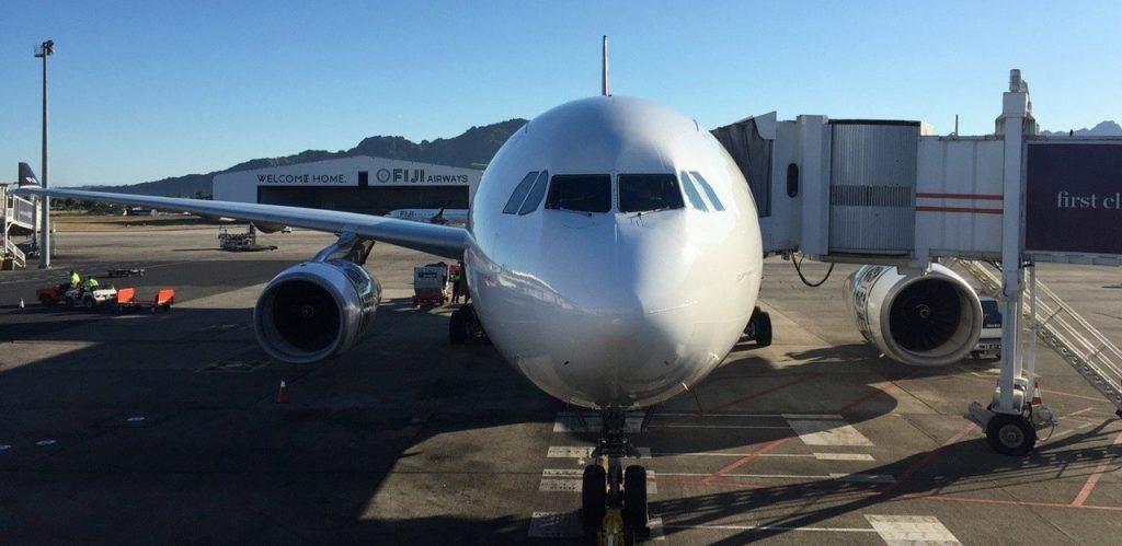 Resa till Fiji